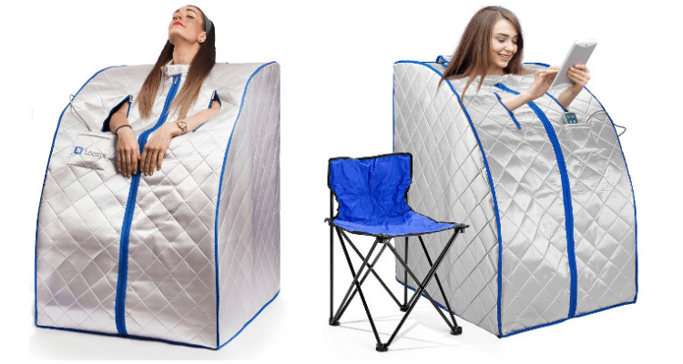 Best Portable Infrared Sauna: Our 6 Top Picks, Buying Guide