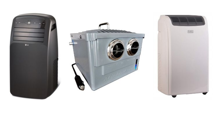 A No Frills Guide To Buying A Portable Boat Air Conditioner